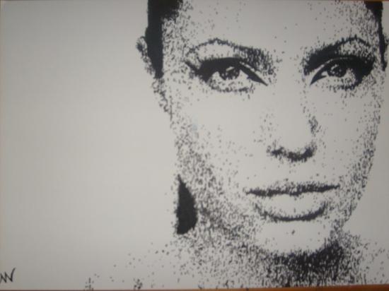 Angelina Jolie by HelenaFan